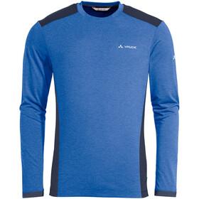 VAUDE Sveit LS T-Shirt II Men, blauw